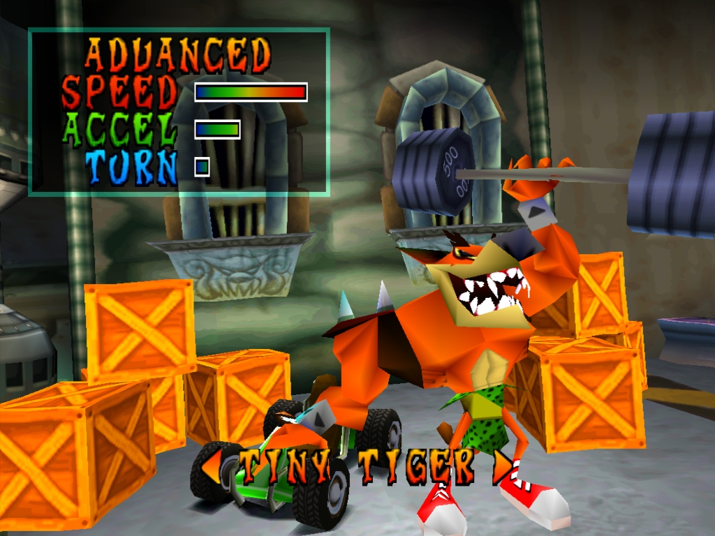 Crash Team Racing [U] ISO < PSX ISOs | Emuparadise